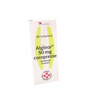 Alginor*20cpr 50mg