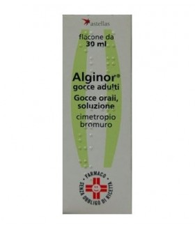 Alginor*ad Os Gtt 30ml 50mg/ml