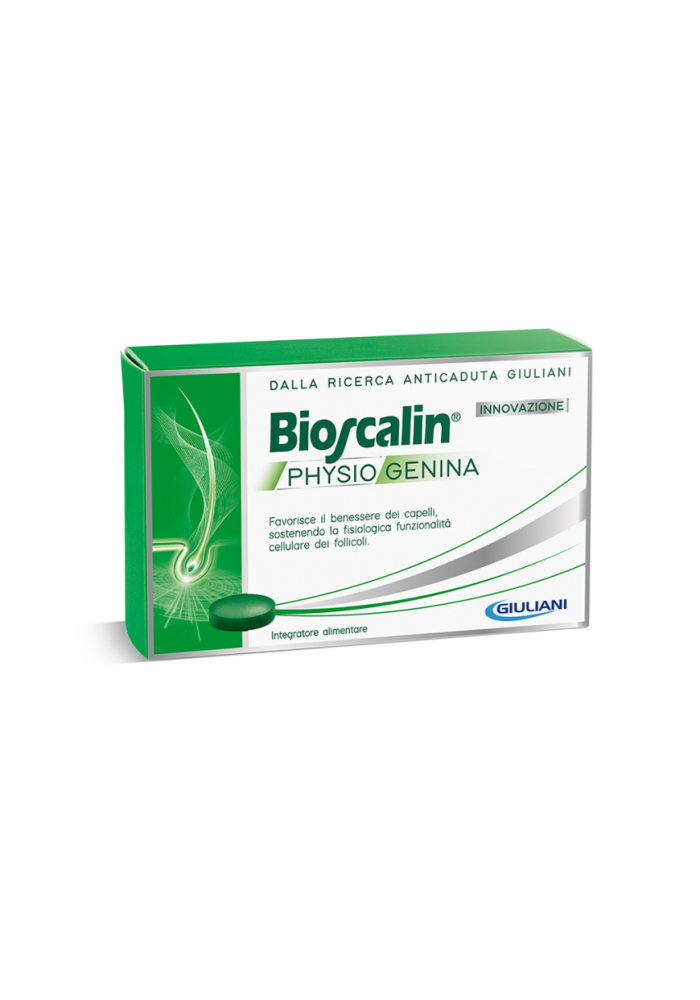 BIOSCALIN PHYSIOGENINA 30CPS PS