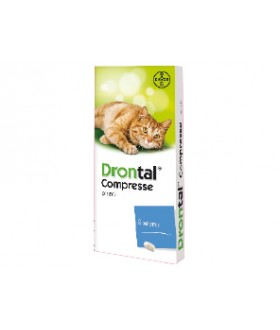 Drontal*8cpr Gatto