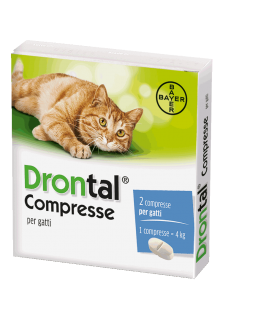 Drontal*2cpr Gatto
