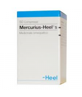 GUNA SpA HEEL MERCURIUS 50 COMPRESSE