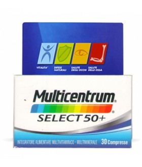 Multicentrum Select 30cpr Prom