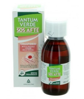 ANGELINI SPA Tantum Verde Sos Afte Collut 120ml