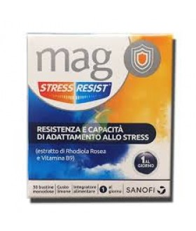 SANOFI SPA Mag Stress Resist Stick