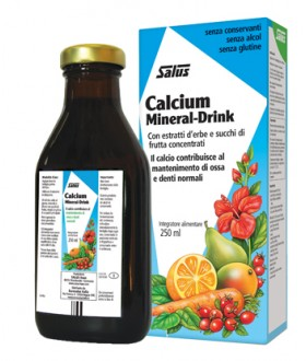 CALCIUM MINERAL DRINK 250ML