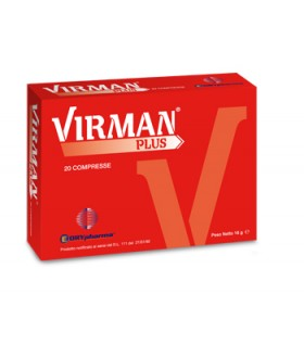 VIRMAN PLUS INT DIET 20CPR