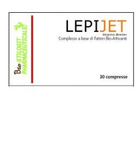 LEPIJET 30CPR 780MG