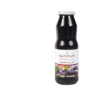 NATIPURI SUCCO MIRTILLO 750ML