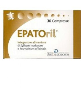 EPATORIL INTEG 30CPR 15G