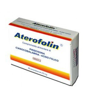 ATEROFOLIN-INTEG DIET 60CPR