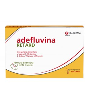 ADEFLUVINA-RETARD INTEG 30CPR