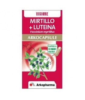 ARKOCAPSULE MIRTIL+LUTEINA 45CPS