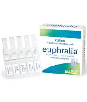 Euphralia Collirio 10f 0,4ml