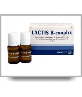 LACTIS-B COMPLEX INT 8FLAC