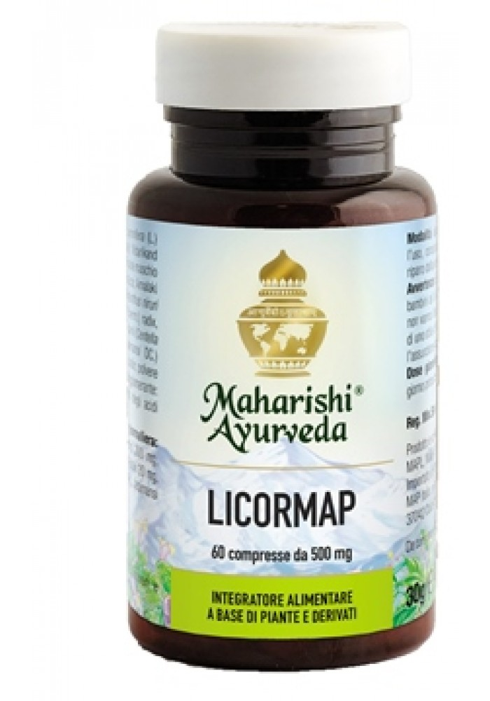LICORMAP 60CPR 30G