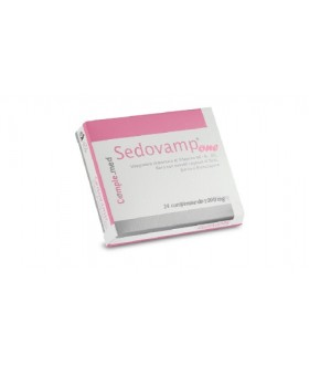 SEDOVAMP ONE 24CPR 1200MG