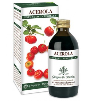 ACEROLA ESTRATTO INTEGR 200ML