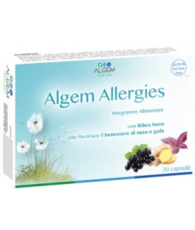 ALGEM ALLERGIES 30CPS