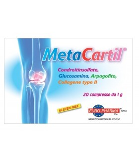 METACARTIL 20CPR 1G