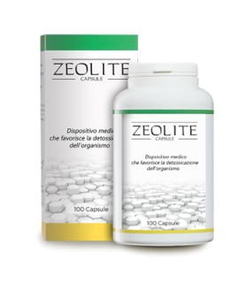 ZEOLITE 100CPS FLOWERS OF LIFE