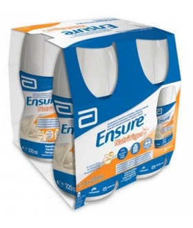 ENSURE NUTRIVIGOR VANIG 4X220ML