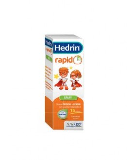 HEDRIN RAPIDO SPRAY 60ML
