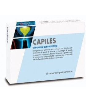 CAPILES 20CPR GASTROPROTETTE