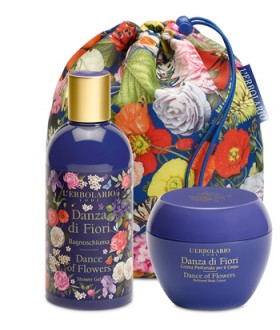 Danza Fiori Beautybag Duo