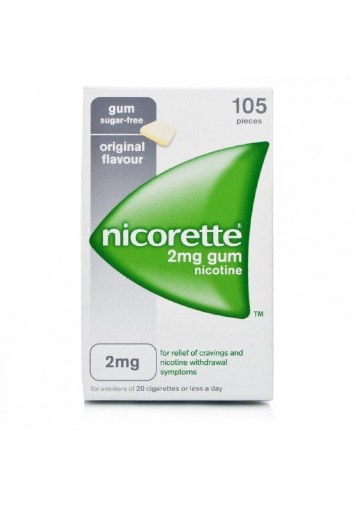 JOHNSON & JOHNSON SpA NICORETTE*105GOMME MAST 2MG
