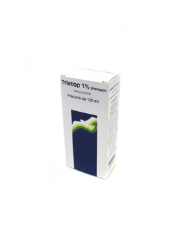 Triatop*shampoo Fl 120ml 1%