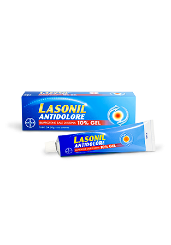 Lasonil Antidolore*gel 50g 10%